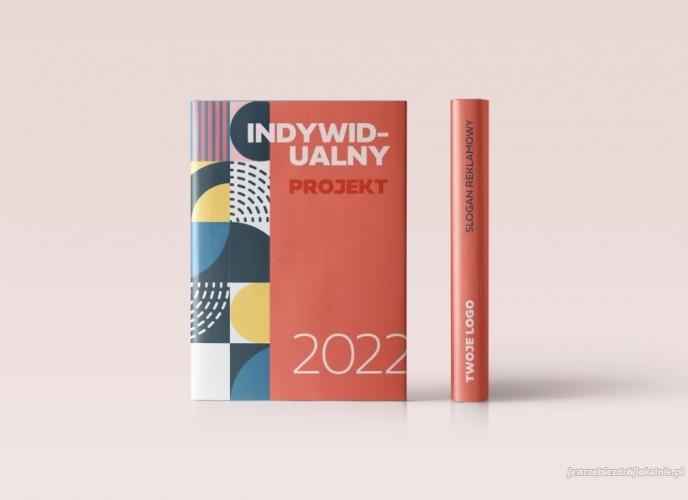 Kalendarze Książkowe z logo Twojej Firmy od 25 sztuk